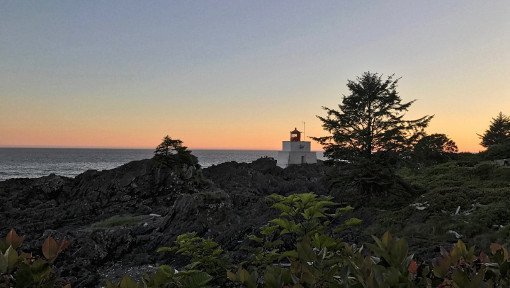 The Wild Pacific Trail in Ucluelet